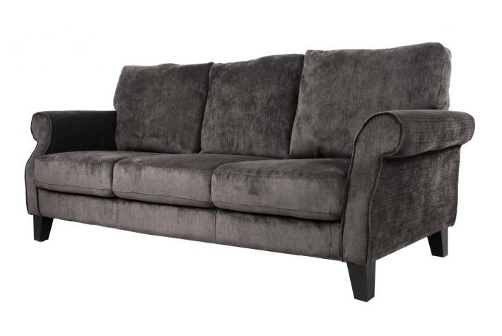 canap 2 places en velours rea design pas cher sur sofactory. Black Bedroom Furniture Sets. Home Design Ideas