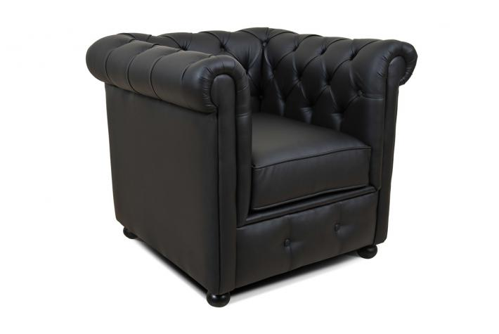 fauteuil chesterfield chesterline design pas cher sur sofactory. Black Bedroom Furniture Sets. Home Design Ideas