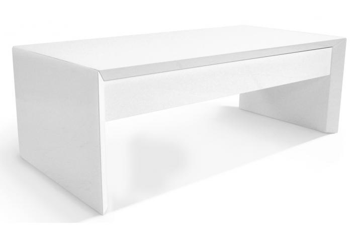 Table basse laquée avec plateau relevable ALINE design pas cher sur SoFactory -> Aline Table Basse