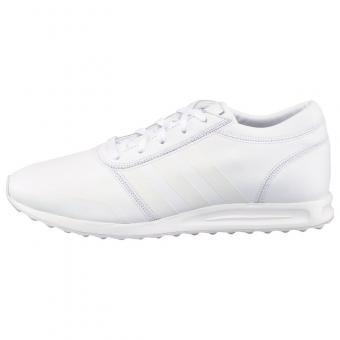 adidas Originals Los Angeles baskets dessus cuir homme Blanc Plus d'infos