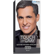 Just For Men - COLORATION CHEVEUX HOMME - Gris Noir - Cosmetique homme