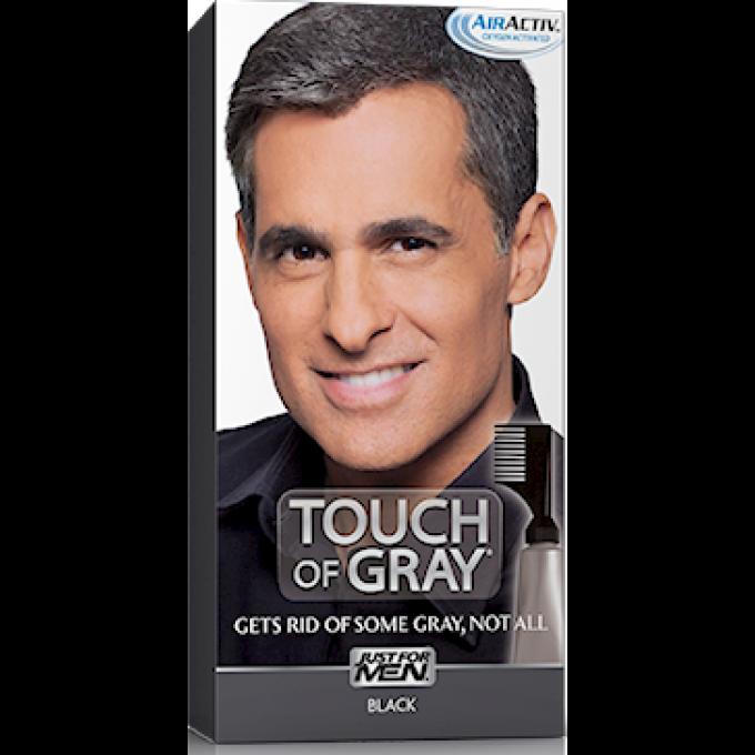 coloration cheveux homme gris noir just for men. Black Bedroom Furniture Sets. Home Design Ideas