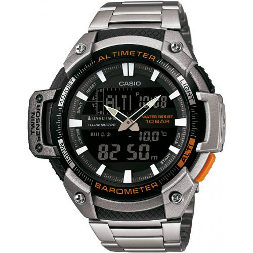 Casio - Montre Casio Collection SGW-450HD-1BER - Montre homme