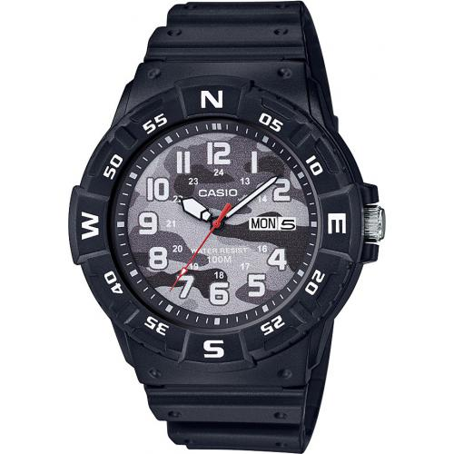 Casio - Montre Casio Casio Collection MRW-220HCM-1BVEF - Montre casio homme