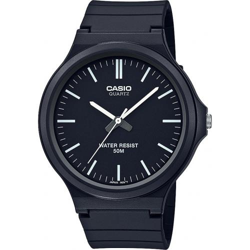 Casio - Montre Casio Casio Collection MW-240-1EVEF - Montre homme