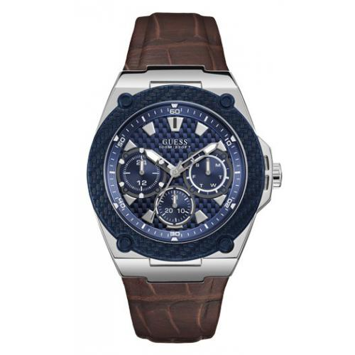 Guess Montres - Montre Guess Legacy W1058G4 - Black Friday Mencorner