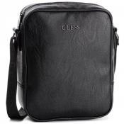 Guess Maroquinerie - Sac reporter City - Guess - Besace homme messenger
