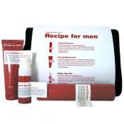 Recipe For Men - TROUSSE DECOUVERTE - Coffret cadeau soin homme