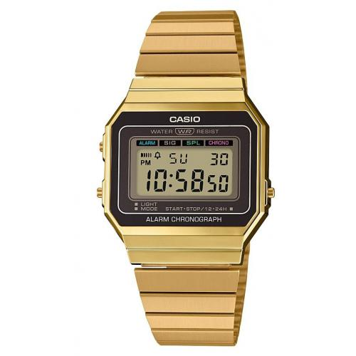Casio - Montre Casio A700WEG-9AEF - Montre homme