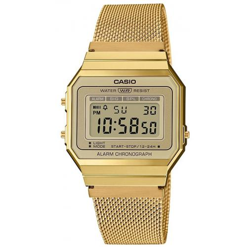 Casio - Montre Casio A700WEMG-9AEF - Montre casio homme