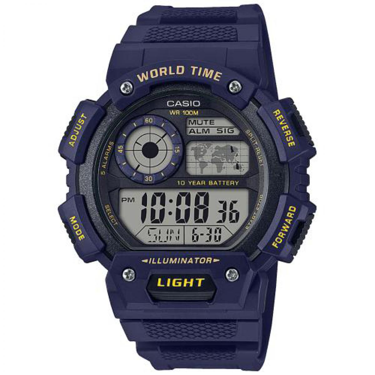 Montre Casio AE-1400WH-2AVEF Casio