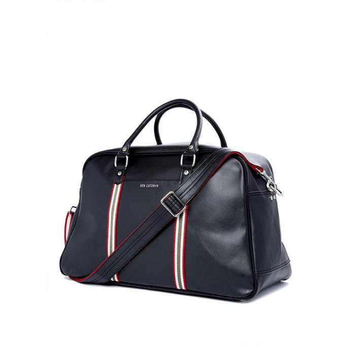 sac de voyage ben sherman zippe a bandouli re ben sherman sac de voyage homme. Black Bedroom Furniture Sets. Home Design Ideas