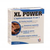 Labophyto - XL Power Aphrodisiaque 10 - Stay At Home