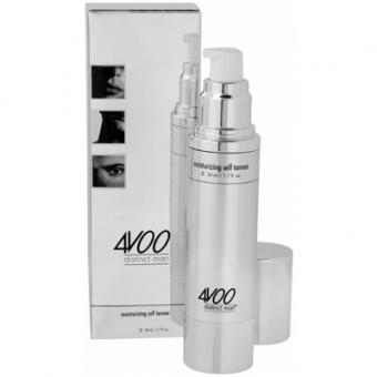 4Voo - AUTOBRONZANT HYDRATANT - SOLUTION Mauvaise Mine Homme