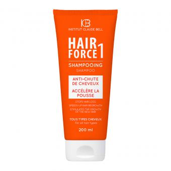 Claude Bell - Hair Force One Shampoing - Cosmetique homme claude bell