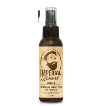 Imperial Beard - Lotion anti barbe grise - Imperial beard entretien barbe