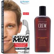Just For Men - PACK AUTOSTOP & SHAMPOING Blond - Just for men autostop