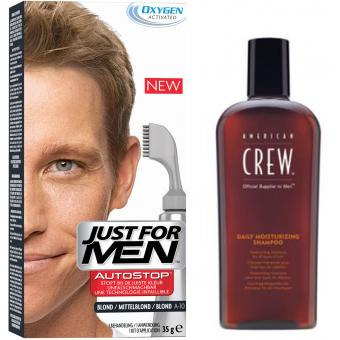 PACK AUTOSTOP & SHAMPOING Blond Just For Men