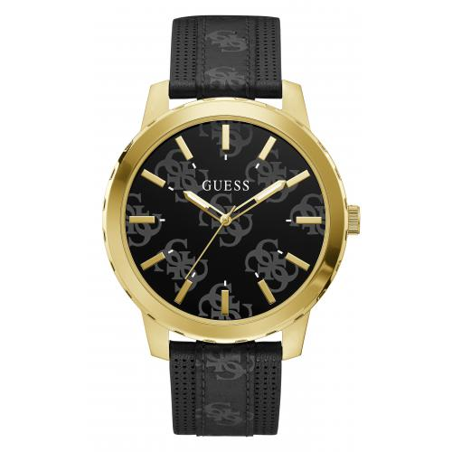 Guess Montres GW0201G1 OUTLAW  homme  Cuir