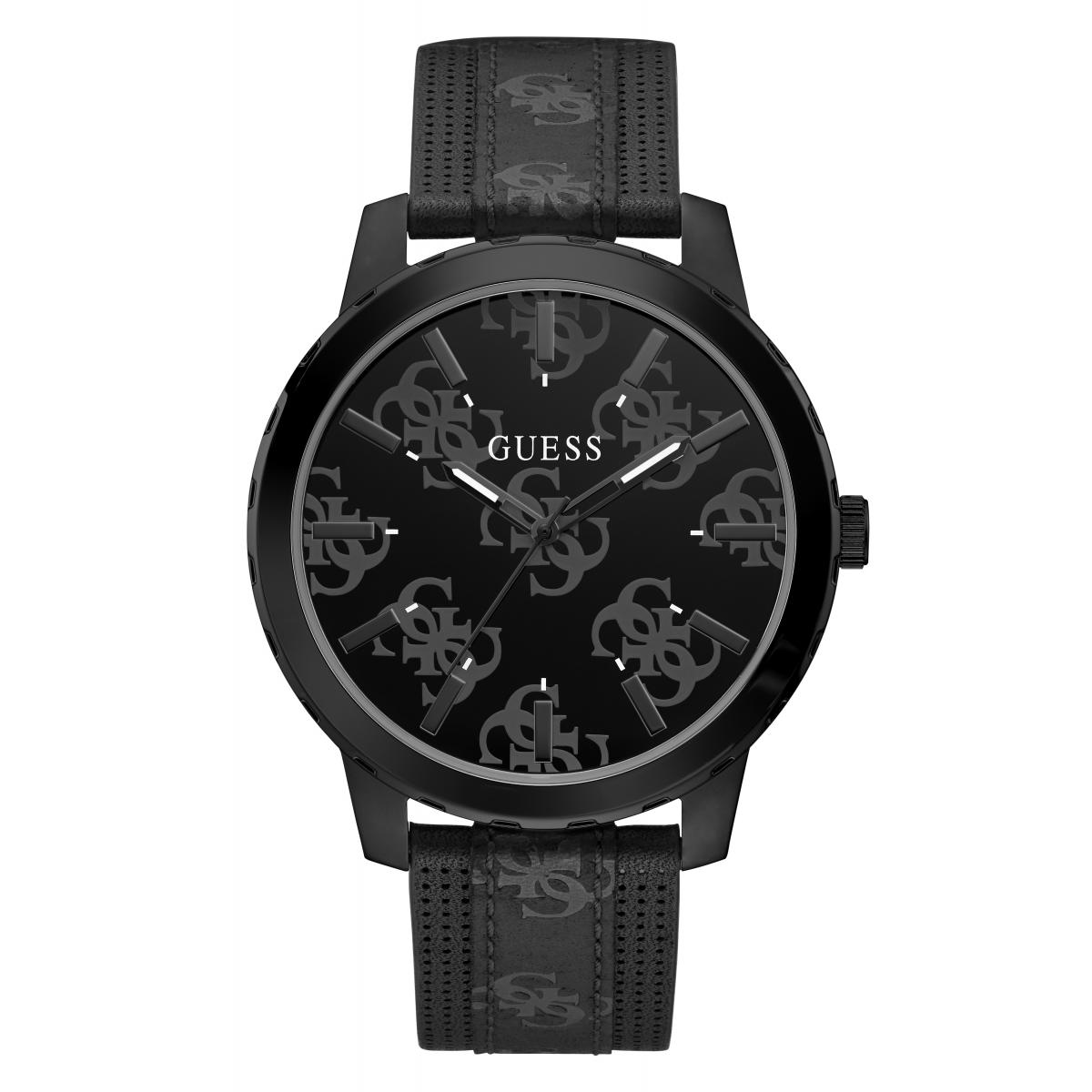 Guess Montres GW0201G2 OUTLAW  homme  Cuir Guess Montres