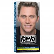 Just For Men - COLORATION CHEVEUX HOMME - Châtain Clair - Coloration cheveux homme barbe