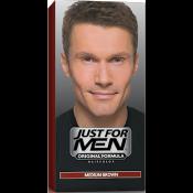 Just For Men Homme - COLORATION CHEVEUX HOMME Châtain - Couleur naturelle -