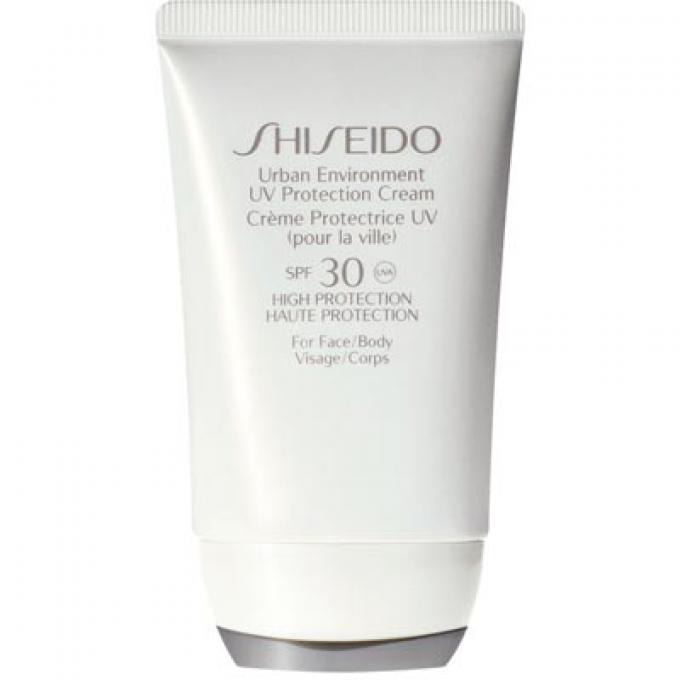 Spf Hydratantamp; Uv 30 Environment Anti Urban Shiseido Creme NXZkwn08OP