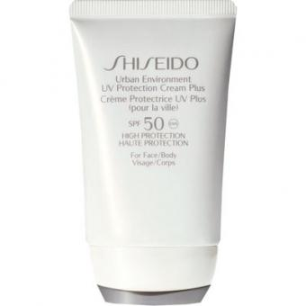 Shiseido Men - CREME SPF 50 URBAN ENVIRONMENT Peau Grasse - Cosmetique shiseido men
