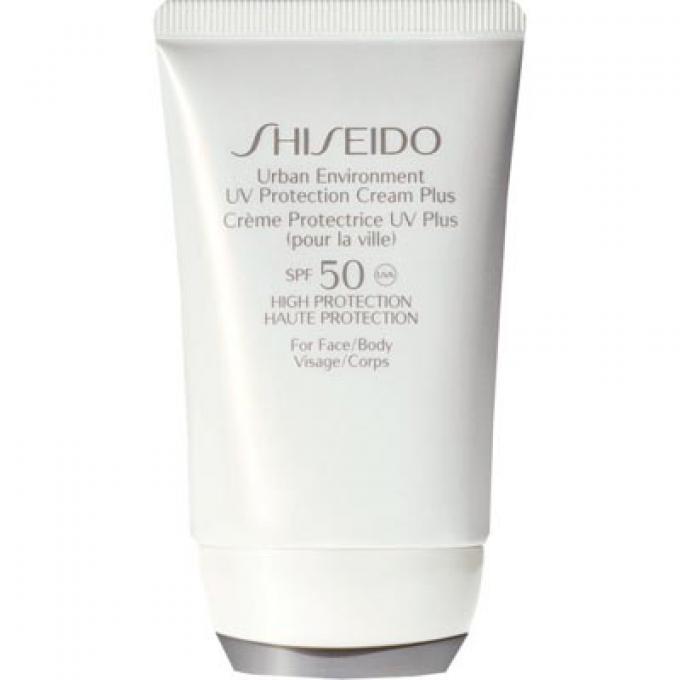 CREME SPF 50 URBAN ENVIRONMENT - Hydratant   Anti-UV Shiseido ... 97a5ac1d5aed