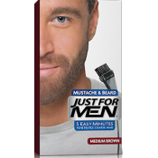 Just For Men - COLORATION BARBE Châtain - Soin cheveux homme
