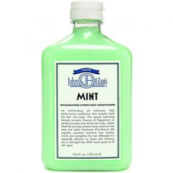 CONDITIONER APRES SHAMPOING HOMME MINT John Allan's