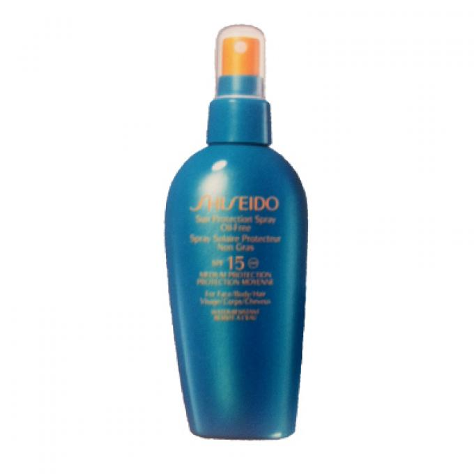 SPRAY SOLAIRE PROTECTION Peau Grasse Shiseido Men