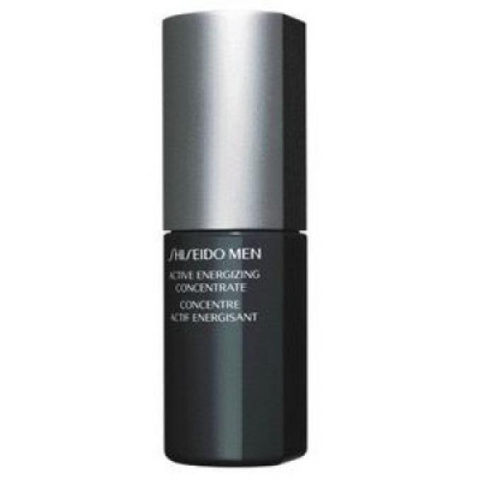 4bc5a4536fb Shiseido Men - CONCENTRE ACTIF ENERGISANT - SOLUTION Mauvaise Mine Homme