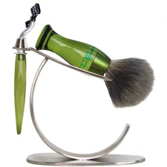 SET RASAGE 3 PIECES VERT STAND O E Shave
