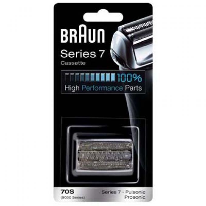 grille de rasoir braun pulsonic pour s rie 7 ou 9000 braun rasoir rasoir electrique homme. Black Bedroom Furniture Sets. Home Design Ideas