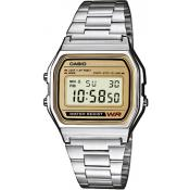 Casio - Montre Casio Retro Vintage A158WEA-9EF - Montre casio homme