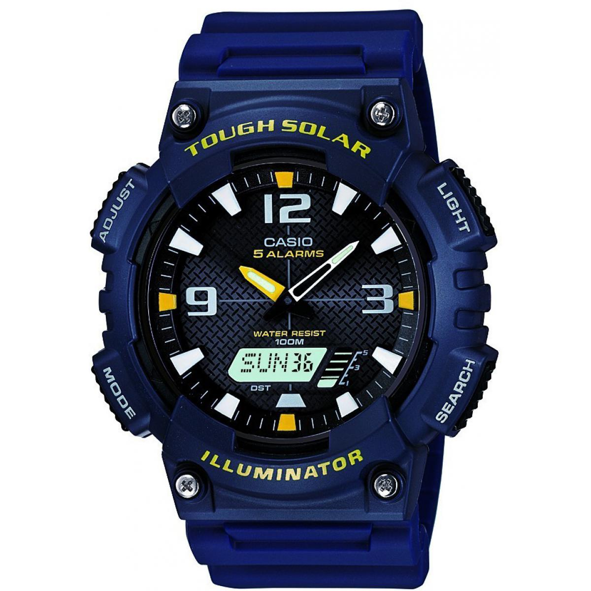Montre Homme Casio Résine Casio Collection AQ-S810W-2AVEF