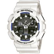 Casio - Montre Casio G-Shock GA-100B-7AER - Montre casio homme sport