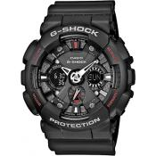Casio - Montre Casio G-Shock GA-120-1AER - Montre casio homme sport