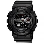 Casio - Montre Casio G-Shock GD-100-1BER - Montre homme alarme