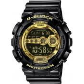 Casio - Montre Casio G-Shock GD-100GB-1ER - Montre homme alarme