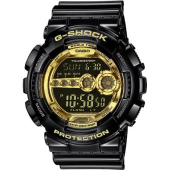 Montre Casio G-Shock GD-100GB-1ER - Homme