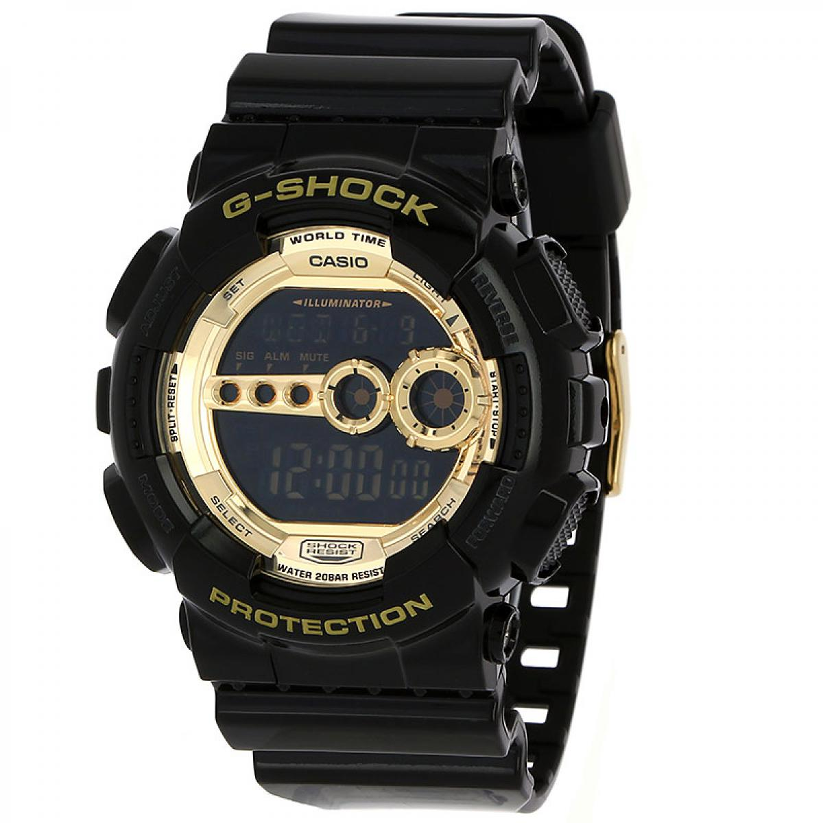 Montre Homme GD-100GB-1ER G-Shock Casio