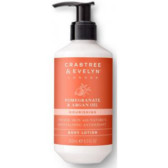 Lotion Corporelle Grenade Peau Grasse Crabtree & Evelyn