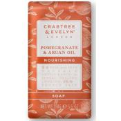 Crabtree & Evelyn - Savon Grenade Peau Grasse - Soin crabtree and evelyn