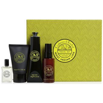 Coffret Voyage West Indian Lime - Formats Mini