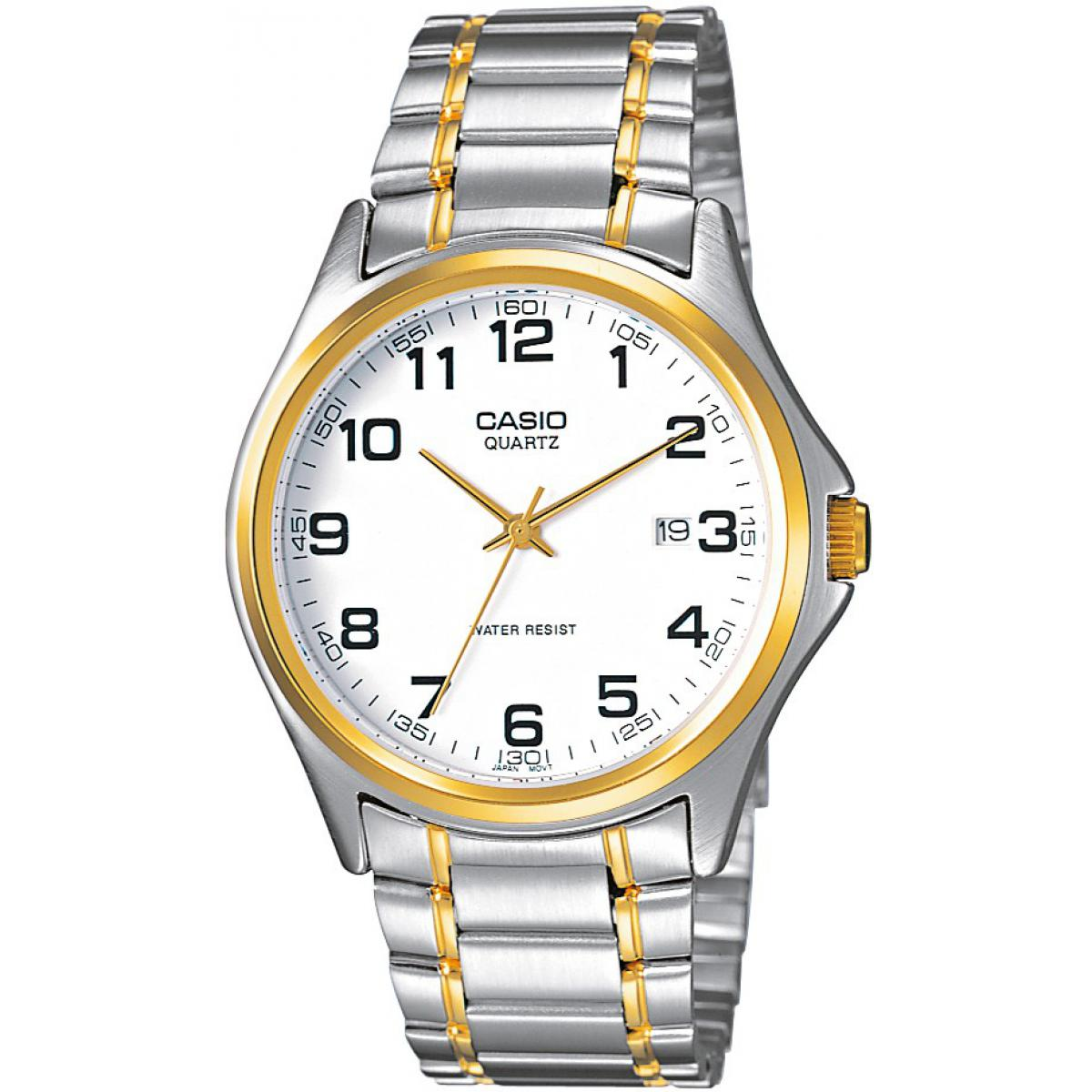 Montre Homme Casio Acier Casio Collection MTP-1188PG-7BEF
