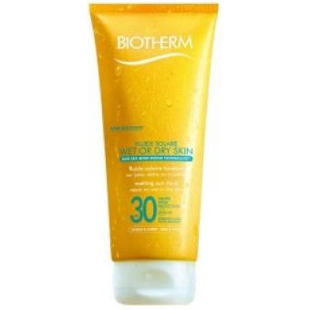 Fluide Solaire Wet Or Dry Skin SPF30 Biotherm Solaires