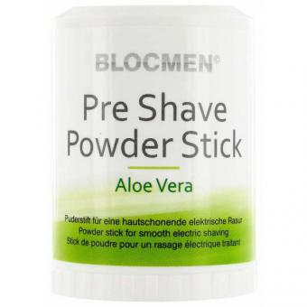 BLOCMEN ALOE VERA The Powder Company