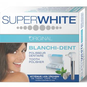 POLISSEUR DENTAIRE BLANCHI-DENT Super White Original